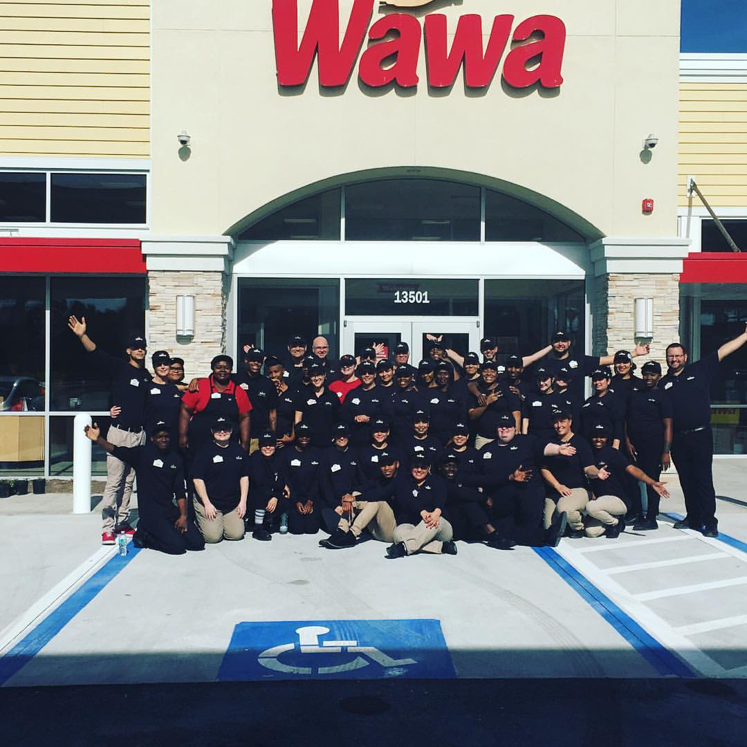Year in review mapping the wawa invasion south florida business journal wawa news newslocker for Wawa winter garden fl