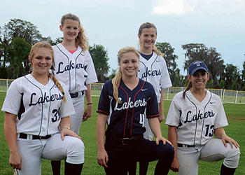 Windermere Prep softball roster features seniors, sixth-graders