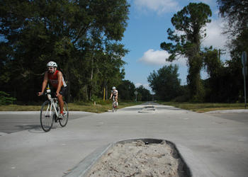 Photo by: Tim Freed - Winter Park City Commissioners gave the green light Monday to begin design for the St. Andrews Trail.