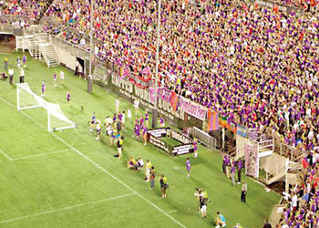 SIDELINE SCENE: MLS debut of Orlando City Soccer Club exciting for region