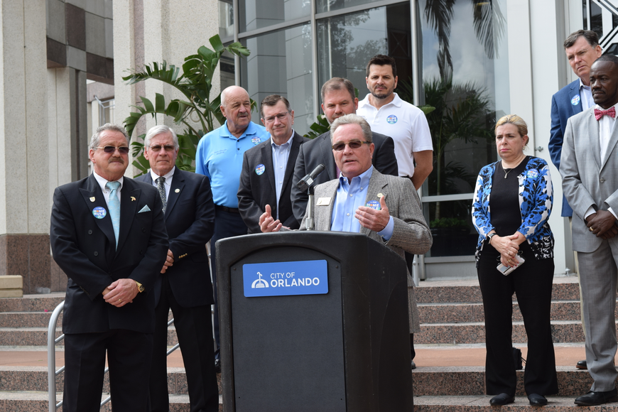 "Maitland Mayor Dale McDonald: ""Government closest to the people is the best government and the most responsive. And at some point, this adversarial contentious relationship between legislators and municipal leaders has to stop."