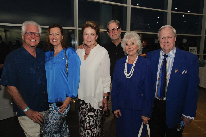 Jeff and June Flowers, Renee and Butch Charles and Sue and John Book were excited to support a New Hope For Kids.