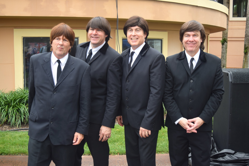 Liverpool Live has been considered one of the top Beatles cover bands in the state.