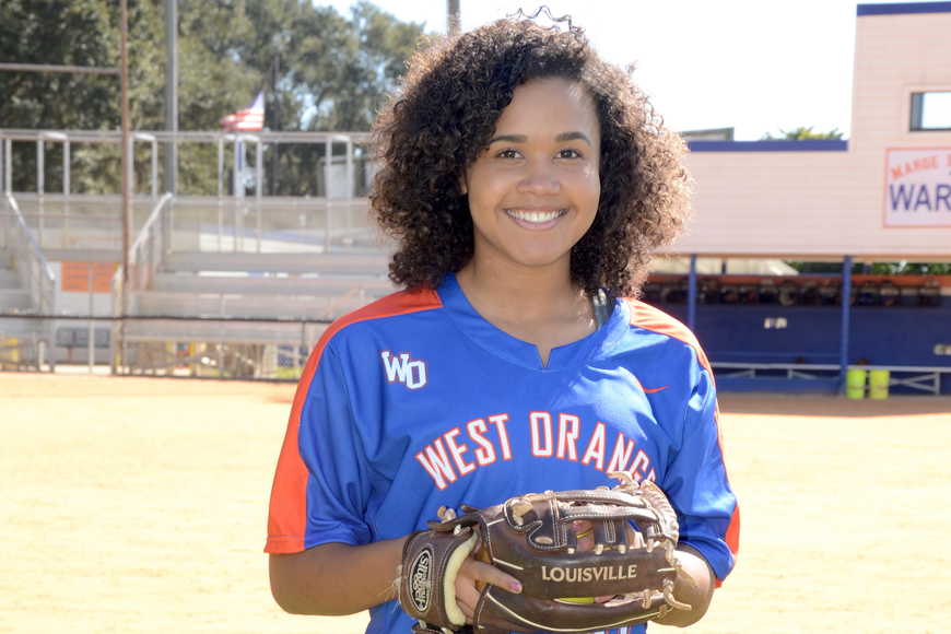 West Orange S Lexie Blair To Play In Softball All American