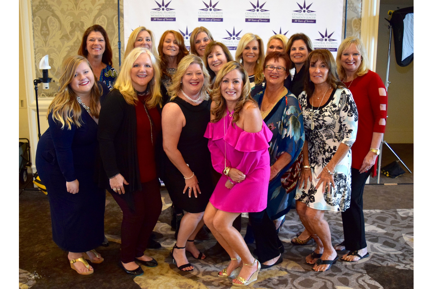 The Power of the Purse luncheon is an annual favorite among many Central Florida women.