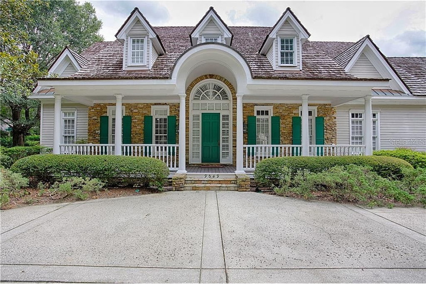 The home at 9649 McCormick Place, Windermere, sold Sept. 9, for $1.45 million. realtor.com