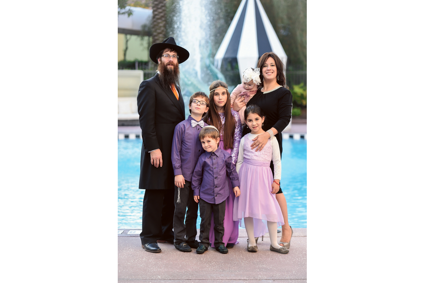 The Konikov family learned how to celebrate Passover in a different way this year. Published April 9, 2020.