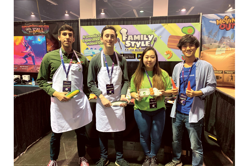 """Family Style: Co-op Kitchen"" started as a simple gaming project during West Orange High alum Ryan Feldman's senior year at Cornell. Then, it turned into an international hit. Published April 23, 2020."
