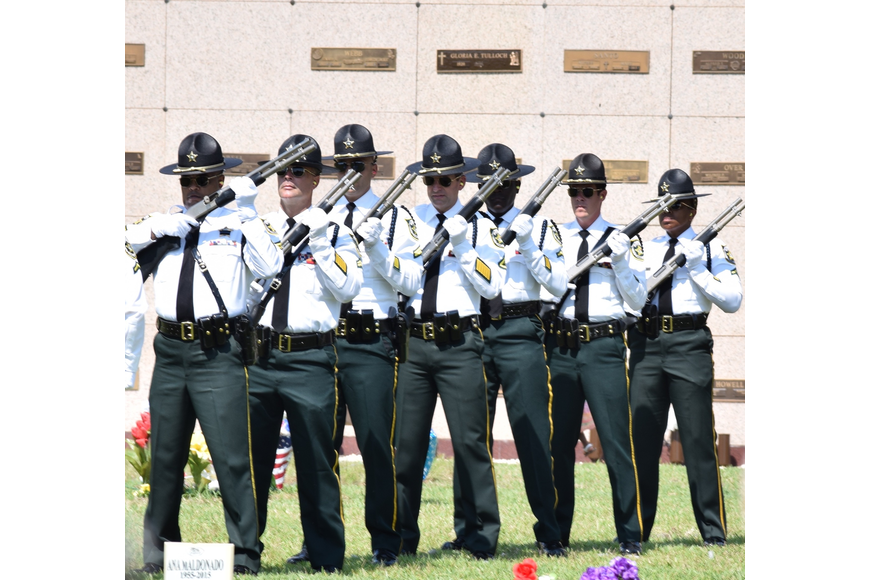 Gallery 66th annual woodlawn memorial day service - Orange county sheriffs office florida ...