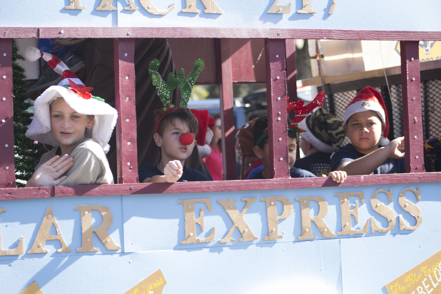 The city of Ocoee hosted its 36th annual Christmas Parade on Saturday, Dec. 3.