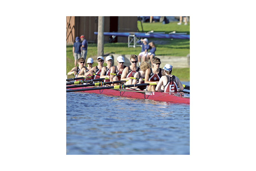 Participation in OARS has many benefits, something one DPHS student knows well