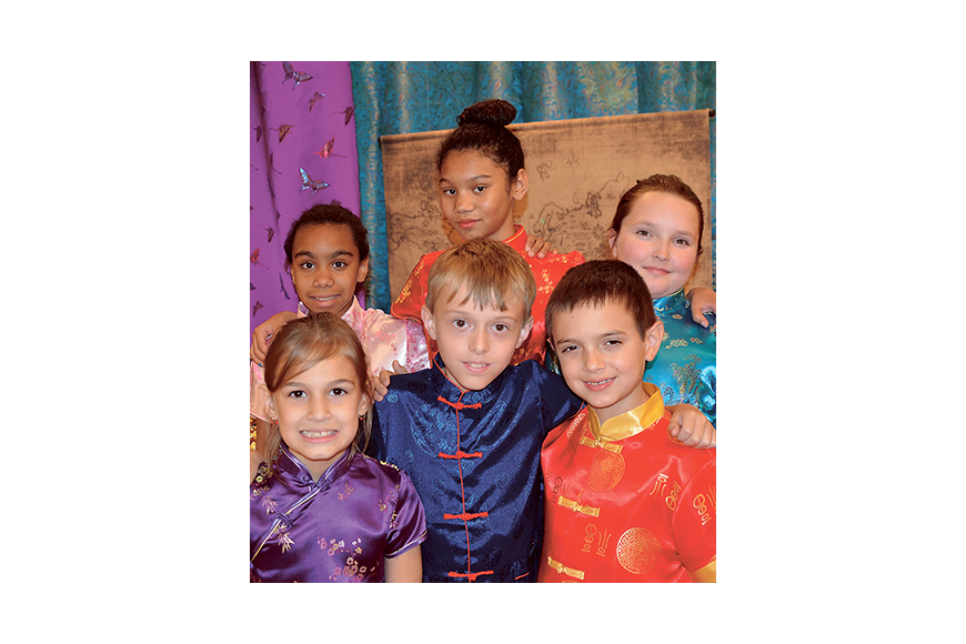 "Tildenville Elementary to stage ""The King and I"""