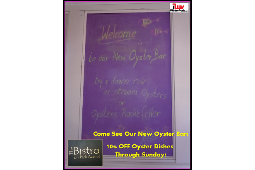 The Bistro / The Bistro Oyster Bar