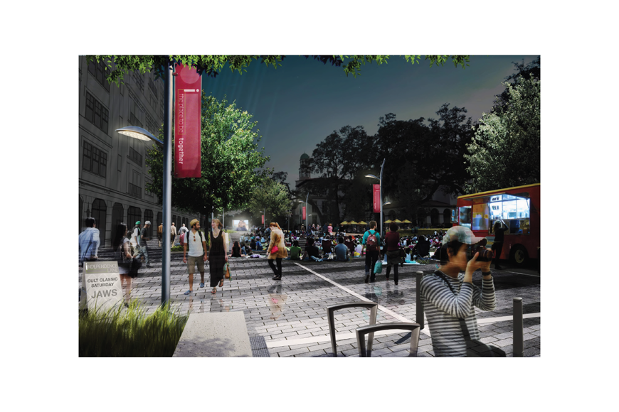 Photo by: City of Maitland - Designs for a new downtown are being firmed up in Maitland, but battles are still being fought over what gets developed.