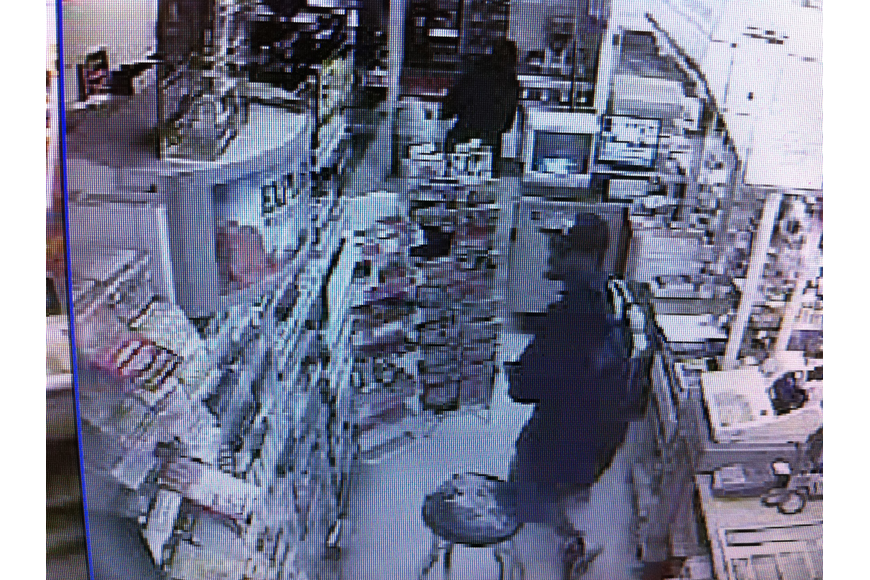 Shown here is the third robbery suspect.