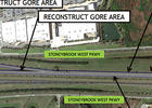 C.R. 535/S.R. 429 interchange among local improvements