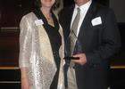 Leadership Winter Park presented its annual Community Leader Award to Pitt Warner.