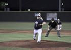 Photo by: Isaac Babcock - Dawgs pitcher Mathew Oset threw two scoreless innings in Winter Park's trouncing of Winter Garden on Tuesday.
